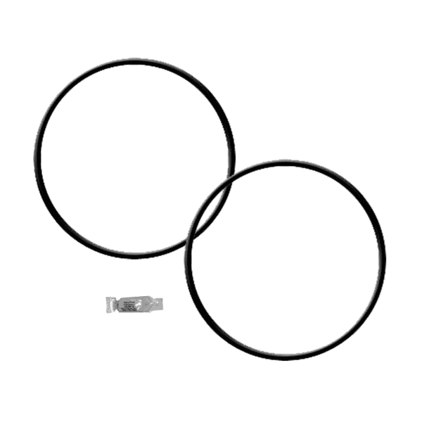 O-Rings Replacement Pack (with Lube)