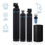 ULTRA Whole House Well Water Filter Salt Based System Combo