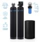 Water Filter and Salt Based Water Softener System