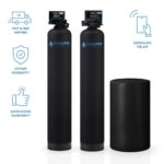 Well Water Filter and Salt Based Water Softener 1