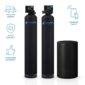 Well Water Filter and Salt Based Water Softener