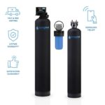 Well Water Filter and Salt-Free Water Softener