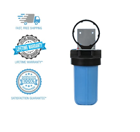 20 Inch Pre-Filter Canister + 5 Micron Filter
